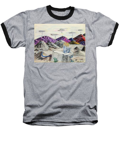 Lost Childhood Baseball T-Shirt