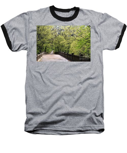 Matthiessen State Park In Spring Baseball T-Shirt