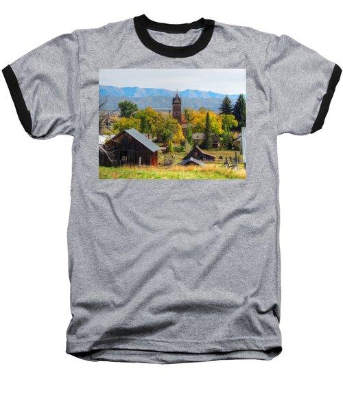 Montpelier Baseball T-Shirt by Charlotte Schafer