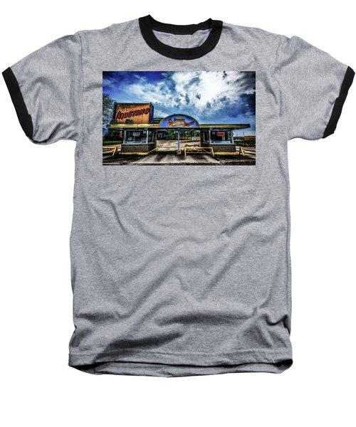 Mustang Drive In Baseball T-Shirt