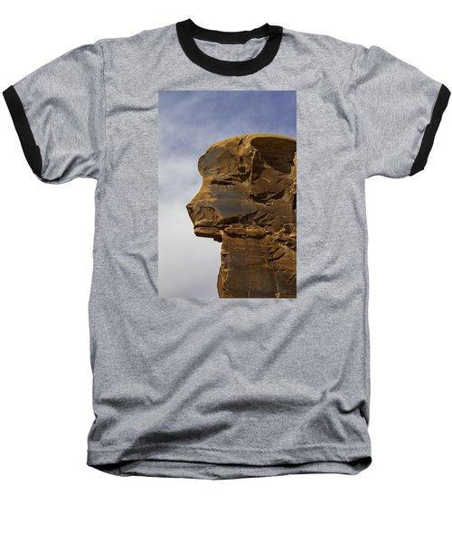 Pharaoh Baseball T-Shirt by Elizabeth Eldridge