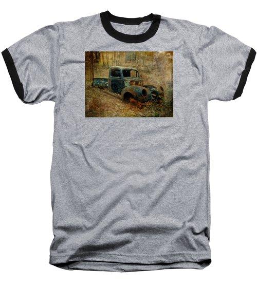 Resurrection Vintage Truck Baseball T-Shirt