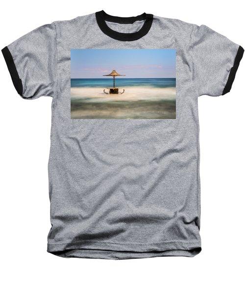 Seaside Bar Baseball T-Shirt