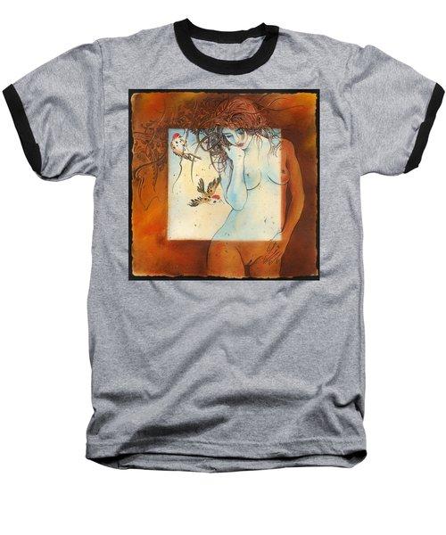 Slightly Censored Baseball T-Shirt
