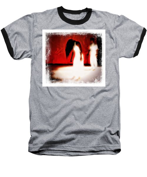 Stop Violence Against Women 4 Baseball T-Shirt
