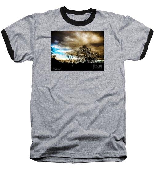 Storm  Coming  Baseball T-Shirt
