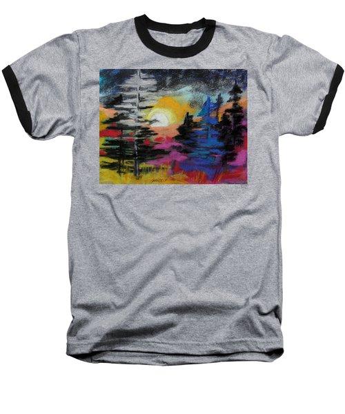 Valley Of The Moon Baseball T-Shirt