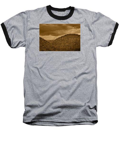View From A Train Tnt Baseball T-Shirt