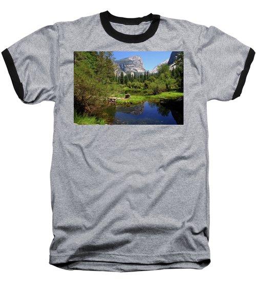 @ Yosemite Baseball T-Shirt