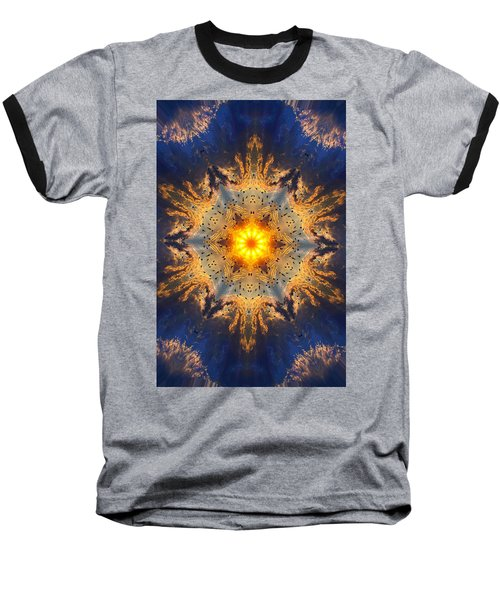 006 Baseball T-Shirt by Phil Koch