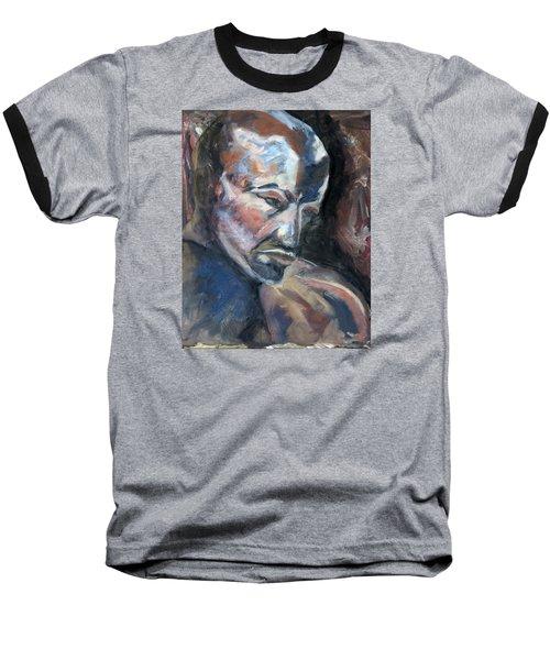 01323 Thinker Baseball T-Shirt