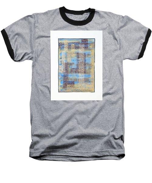 01334 Over Baseball T-Shirt