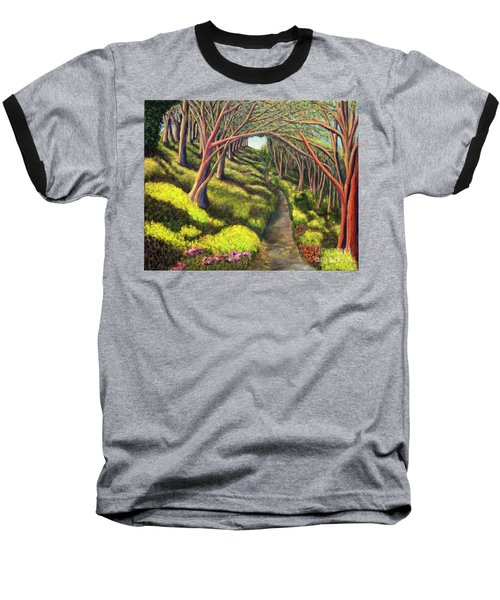 01350  Spring  Baseball T-Shirt