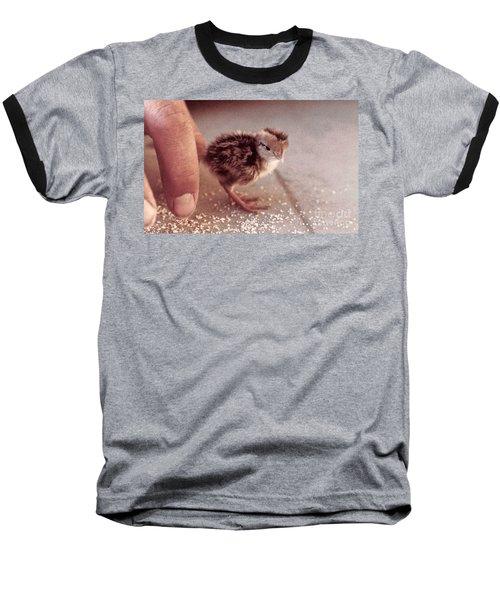 02_contact With Nature Baseball T-Shirt