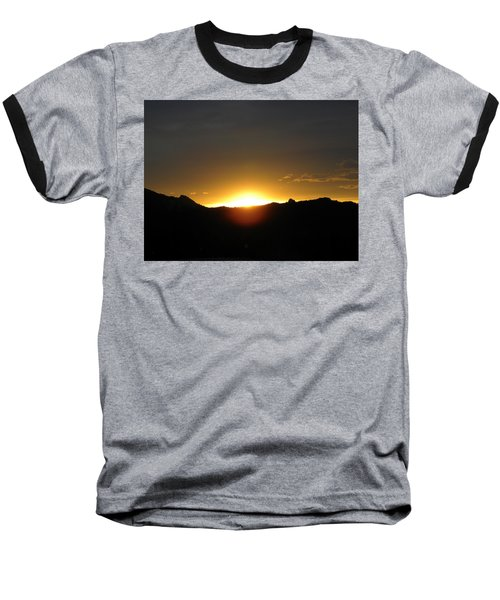 Sunrise West Side Of Rmnp Co Baseball T-Shirt