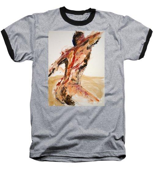 04861 Letting Go Baseball T-Shirt