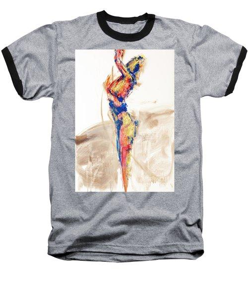04997 Bird Call Baseball T-Shirt