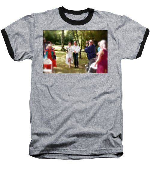05_21_16_5188 Baseball T-Shirt by Lawrence Boothby