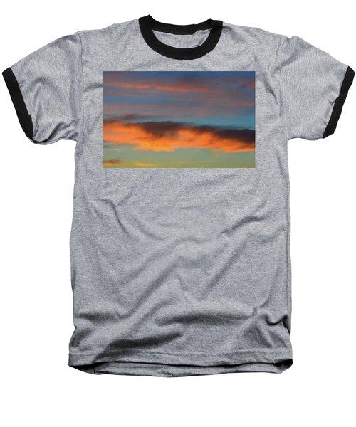 06-06-2017 9.07 Pm  Baseball T-Shirt by Lyle Crump