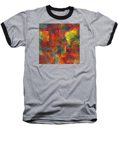 0786 Abstract Thought Baseball T-Shirt