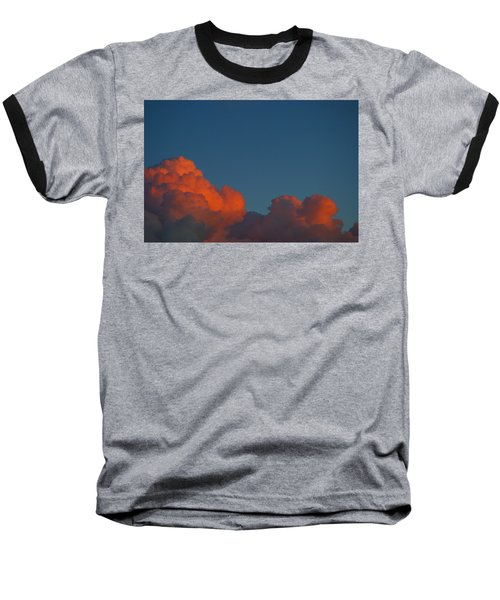 Fireclouds Baseball T-Shirt