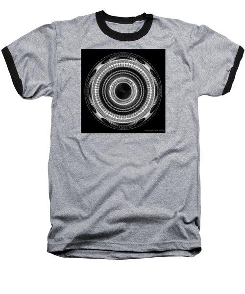#091520151 Black And White Version Baseball T-Shirt
