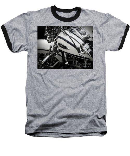 1 - Harley Davidson Series  Baseball T-Shirt