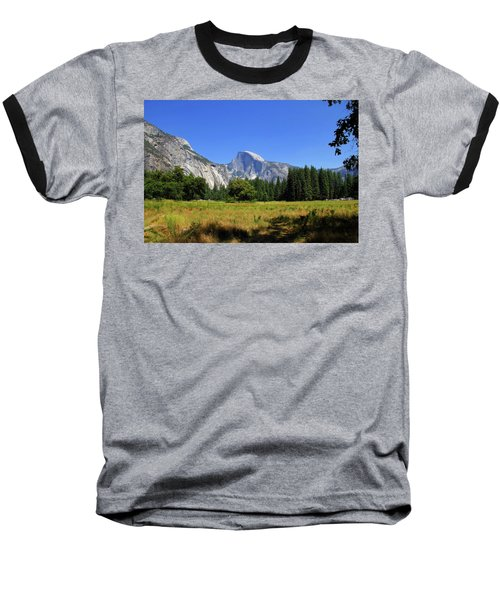 @ Yosemite Baseball T-Shirt