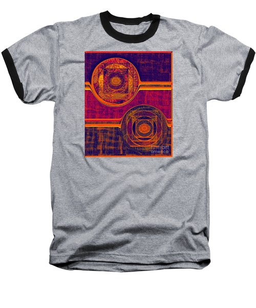0523 Abstract Thought Baseball T-Shirt