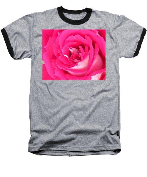 Bara Means Rose Baseball T-Shirt