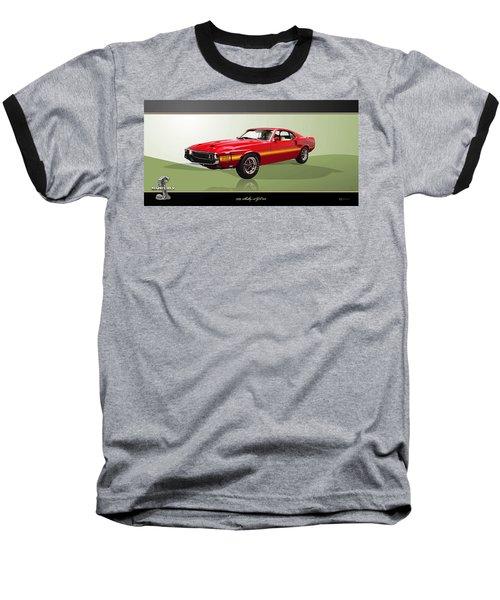 1969 Shelby V8 Gt350  Baseball T-Shirt