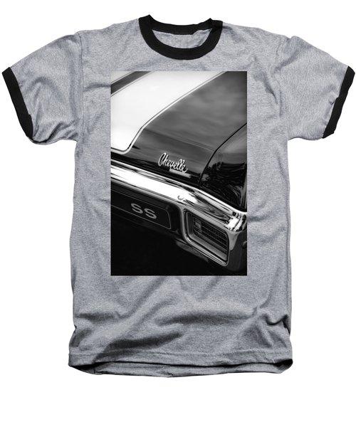 1970 Chevrolet Chevelle Ss 396 Baseball T-Shirt