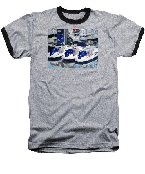 1 2 3 Go Baseball T-Shirt
