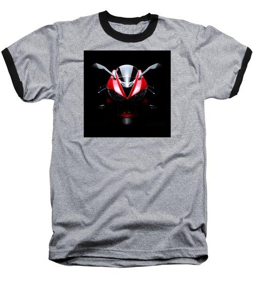 2013 Triumph Daytona 675 Baseball T-Shirt