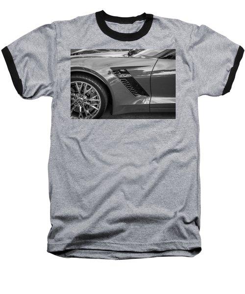 2015 Chevrolet Corvette Z06 Painted  Baseball T-Shirt