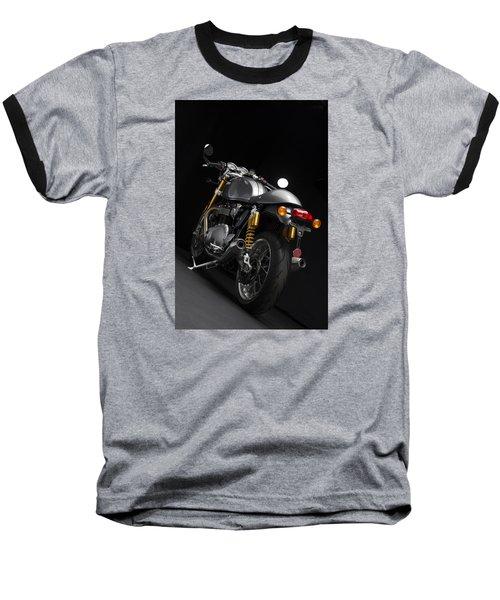 2016 Triumph Thruxton R Baseball T-Shirt