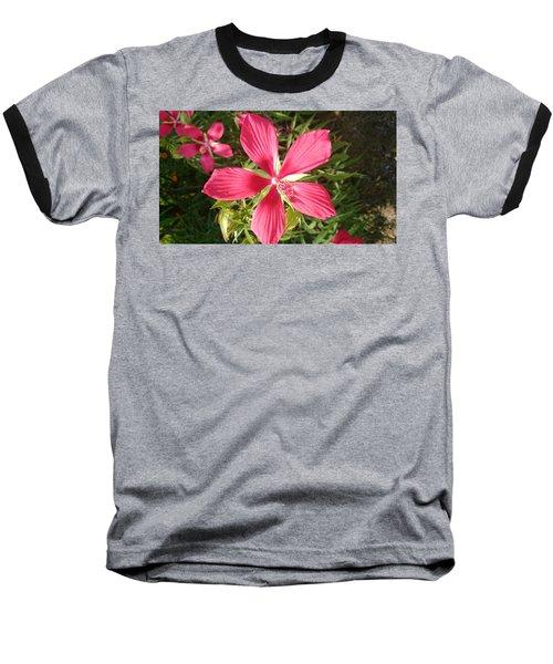 Hibiscus Coccineus Baseball T-Shirt