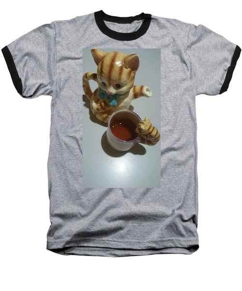 Koneko Means A Kitten Baseball T-Shirt