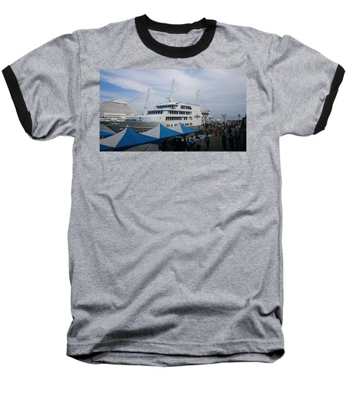 Port City Baseball T-Shirt