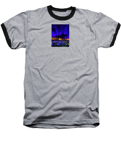 Baseball T-Shirt featuring the photograph 4413 by Peter Holme III