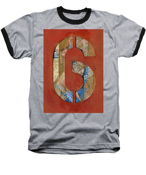6 Baseball T-Shirt