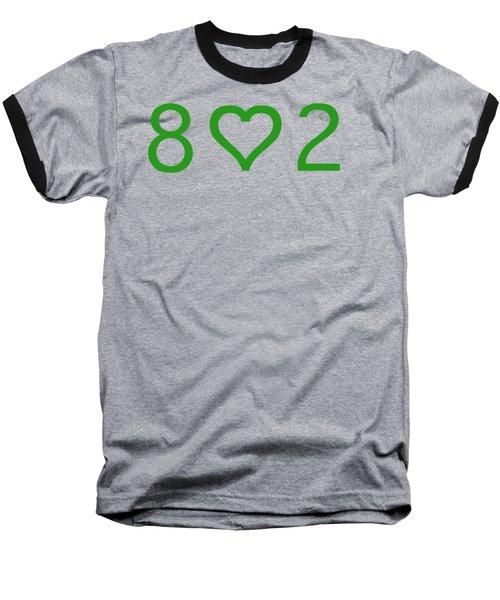 802 Baseball T-Shirt