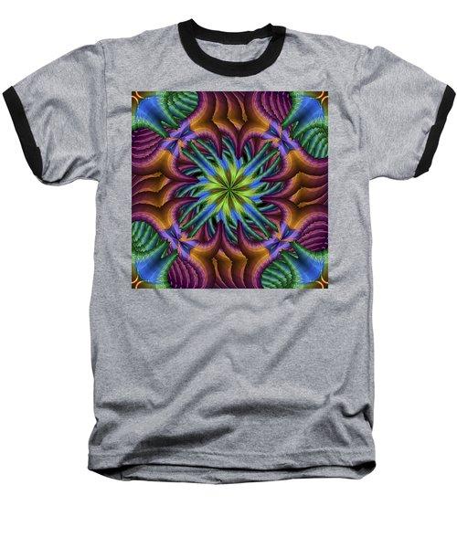 A Jungle Baseball T-Shirt
