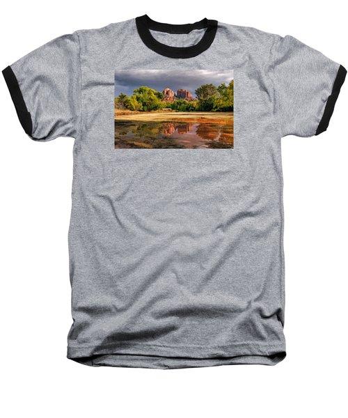 A Light In Darkness Baseball T-Shirt