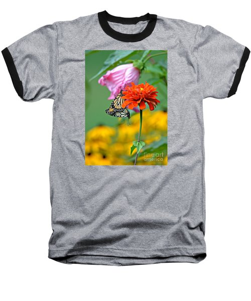 Baseball T-Shirt featuring the photograph A New Beginning by Lila Fisher-Wenzel