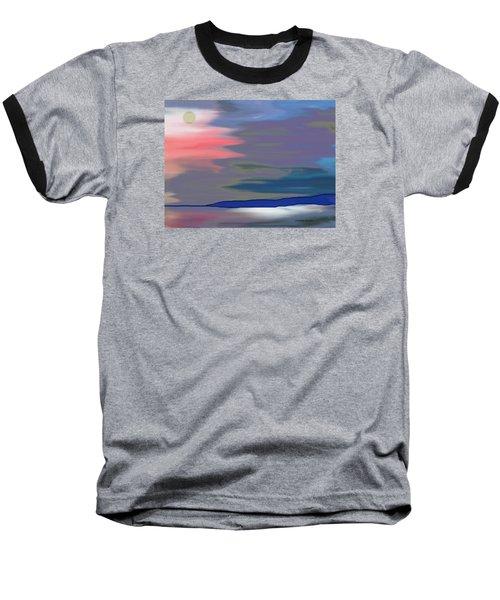 A Quiet Evening Baseball T-Shirt