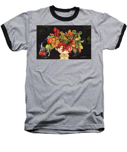 A Splash Of Colour Baseball T-Shirt