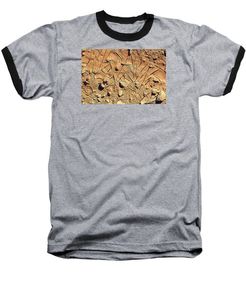 Abstract 2 Baseball T-Shirt