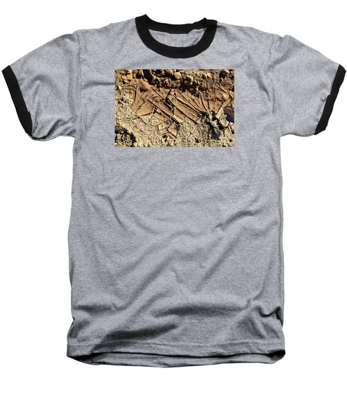 Abstract 3 Baseball T-Shirt