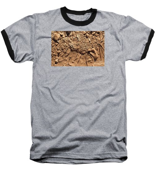 Abstract 5 Baseball T-Shirt
